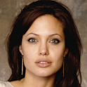 Angelina Jolie HD LWP Lite icon