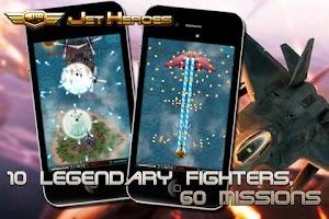 Screenshot of Jet Heroes