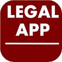 Legal App Free icon