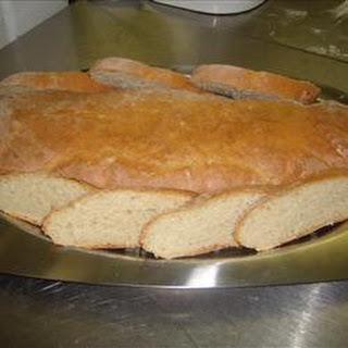 Ekmek Turkish Bread.