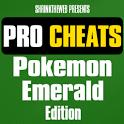 Pro Cheats Pokemon Emerald Edn icon