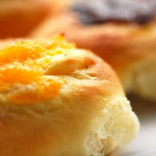 Kolaches (adapted from recipes found in Texas Monthly and the Houston Chronicle).