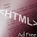 Learn HTML and iWebkit Adfree logo
