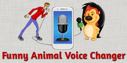 Funny Animal Voice Changer