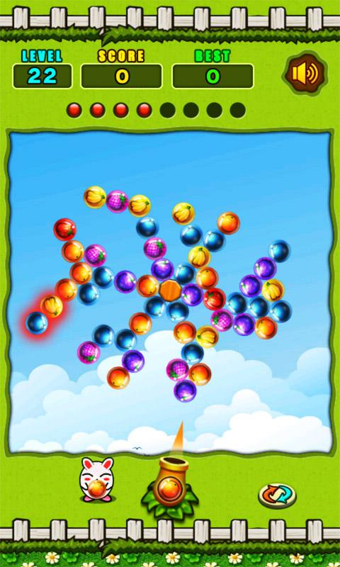 Fruits Shooter - screenshot