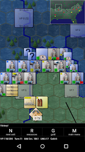 American Civil War (Conflicts)- screenshot thumbnail