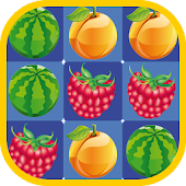Jewels Fruits Crush Game
