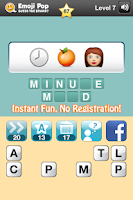 Screenshot of Emoji Pop - Guess the Brand™