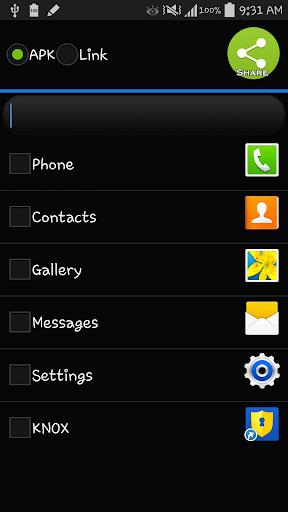 APK App Sharer