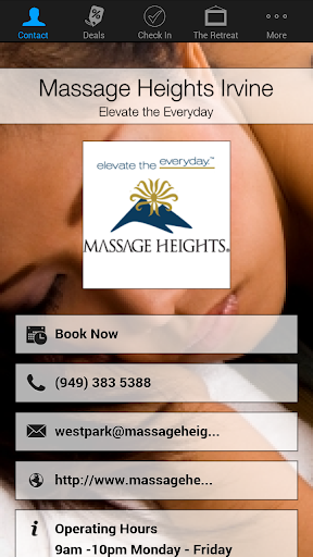 Massage Heights Irvine