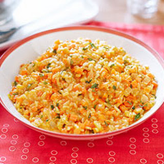 Carrot Risotto Recipe