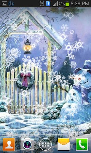 【免費個人化App】Christmas 2013 Live Wallpaper-APP點子