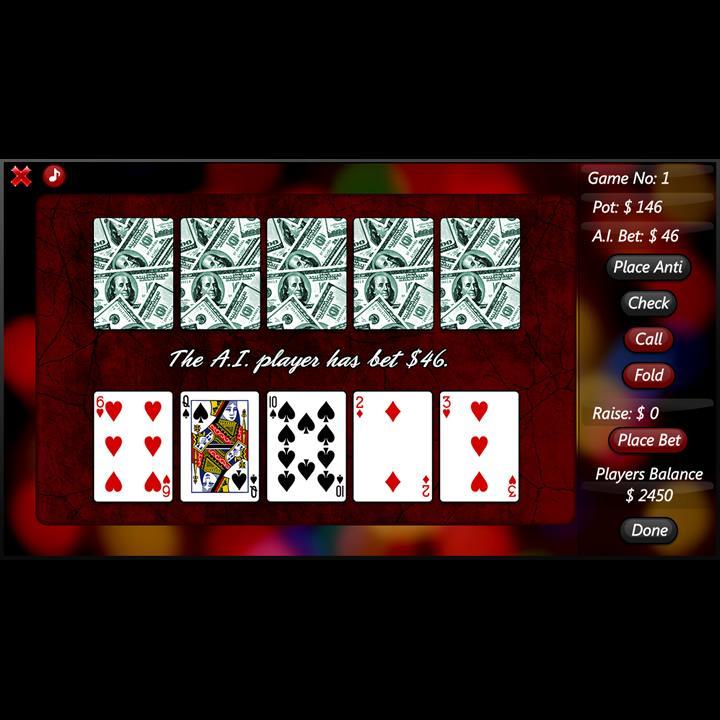 cool poker game