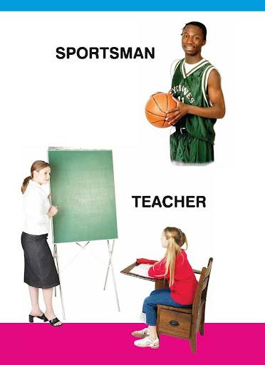 PreSchool Book - Occupation