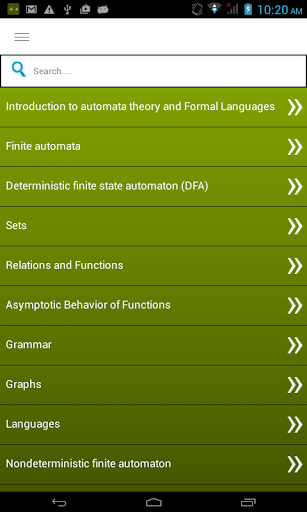 Automata Course Material