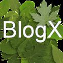 BlogX logo
