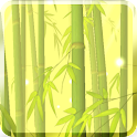 Bamboo Forest Free L.Wallpaper logo