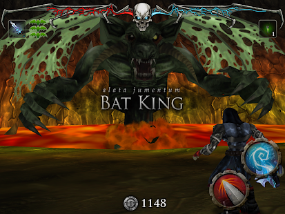 Hail to the King: Deathbat- screenshot thumbnail
