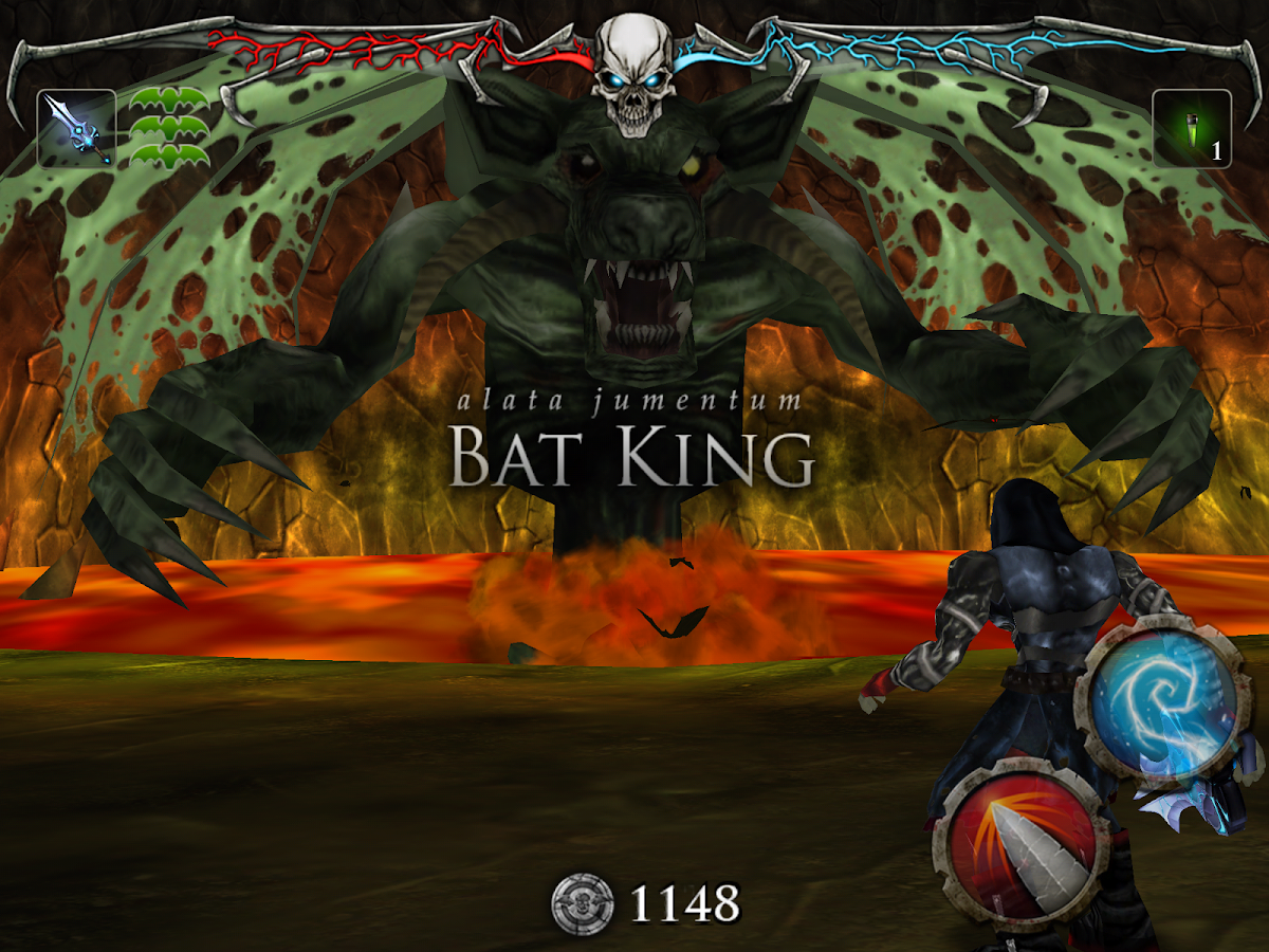Hail to the King: Deathbat - screenshot