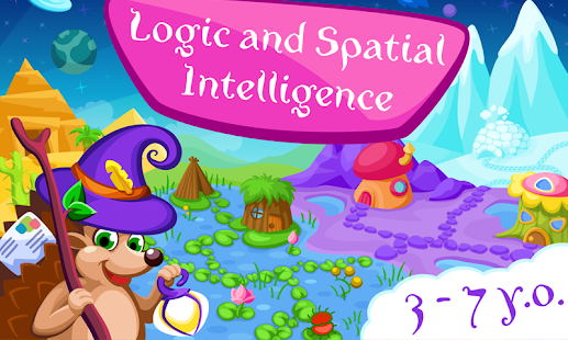 Logic for kids 3 7 years old - screenshot thumbnail