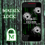 Shoot the Matrix Lock screen
