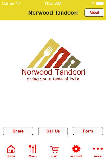 Norwood Tandoori