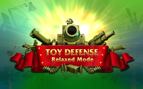 Toy Defense: Relaxed Mode
