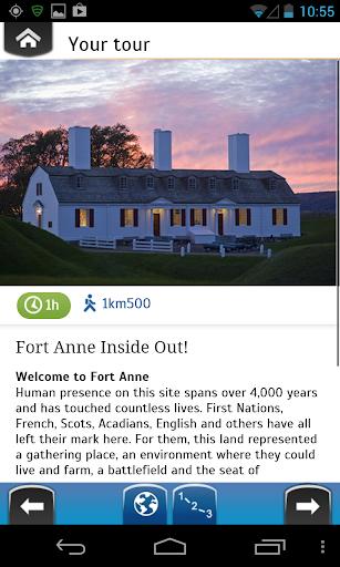 Explora Fort Anne