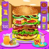 Download Full Burger Simulator Shop  APK