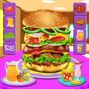 Burger Simulator Shop for PC and MAC