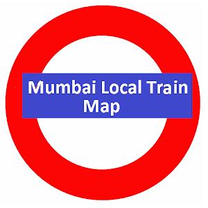 Mumbai Local Train Map 1.5 Icon