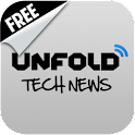 Unfold Technology News logo