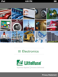 Littelfuse Catalogs- screenshot thumbnail