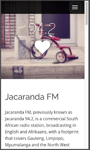 Jacaranda xFM