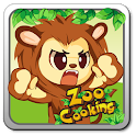 Zoo Cooking Master Free icon
