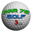 Par 72 Golf HD Lite logo