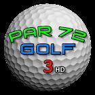 Par 72 Golf HD Lite icon