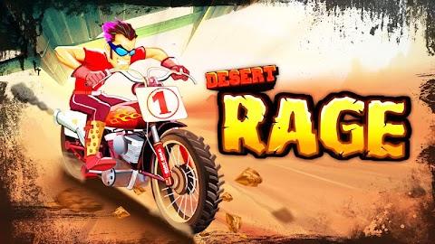 Desert Rage - Bike Racing Game Screenshot 5