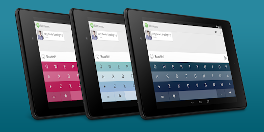 Fleksy + GIF Keyboard Free Screenshot 1