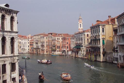 Venice Live Wallpaper - Canals