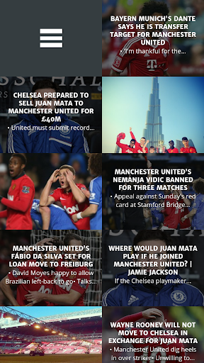 Man Utd Capsule