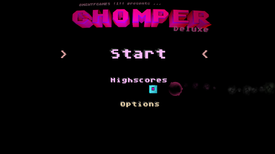 Chomper Deluxe- screenshot thumbnail