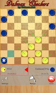 Checkers (by Dalmax) - screenshot thumbnail