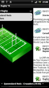 Rugby °H - screenshot thumbnail