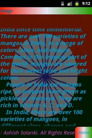 Indian National Symbols- screenshot