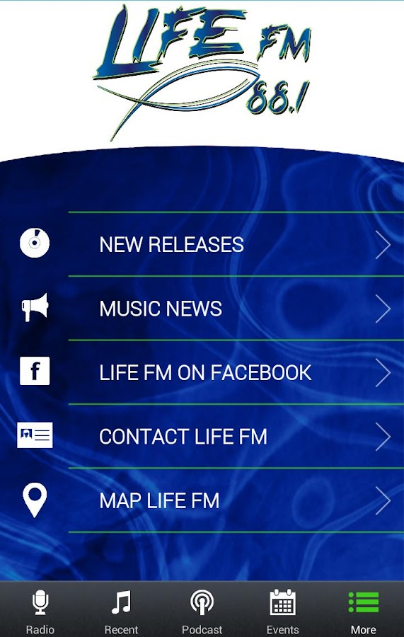 LIFE-FM 88.1 KLFC - screenshot