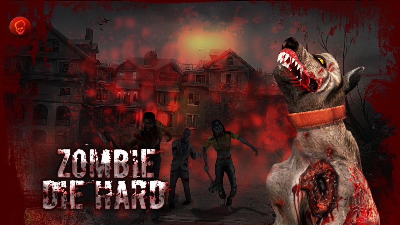 Zombie Die Hard - screenshot