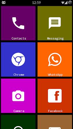 Metro Theme Launcher - WP Look 1.12 screenshot 642107