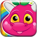 Candy Dragons Adventures Free icon