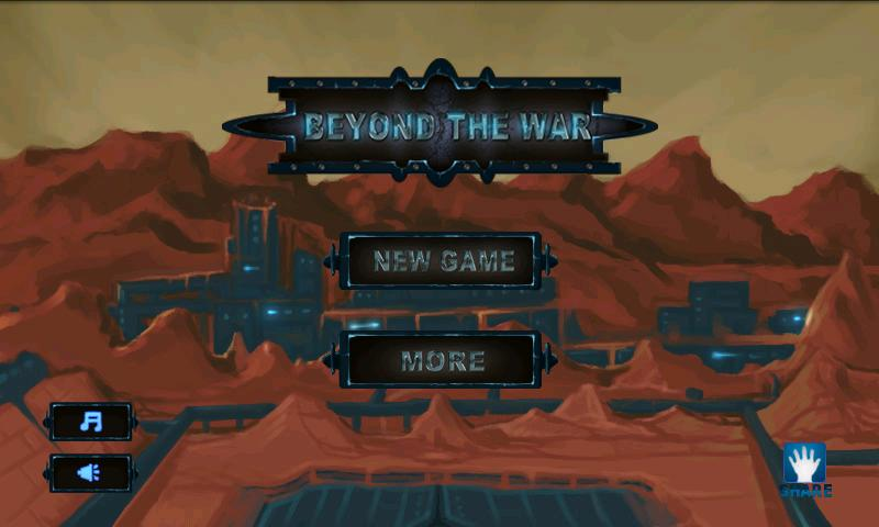 Beyond The War - screenshot